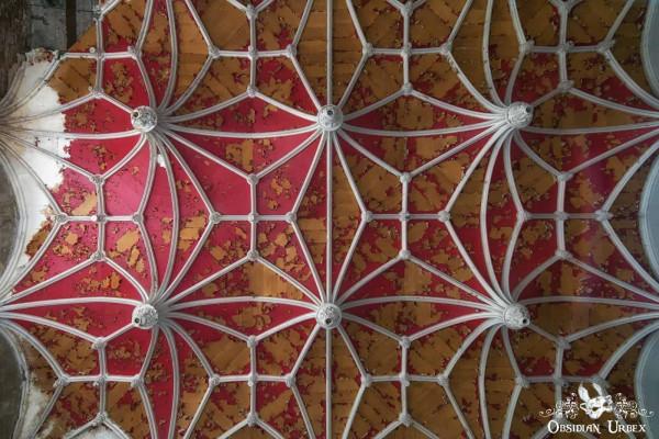 Title Chateau Miranda Red Ceiling Ca