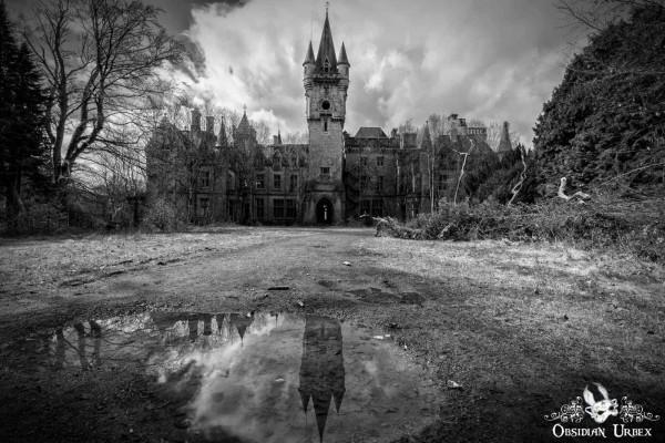 Chateau Miranda Reflections