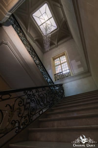 Chateau VP Skylight and Stairs