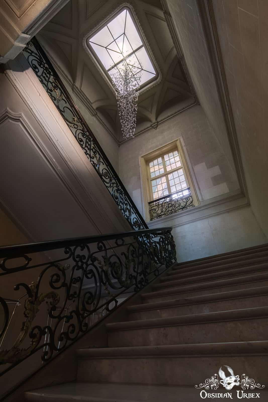 Chateau Vp Belgium Obsidian Urbex Photography Urban