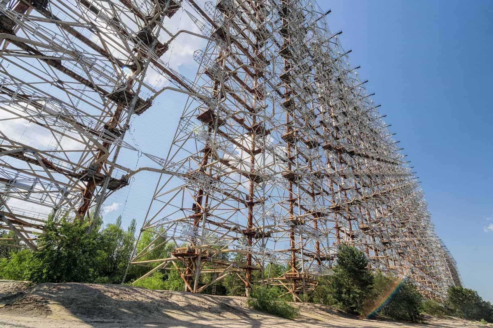 Chernobyl Duga 3 Antenna System Featured Image