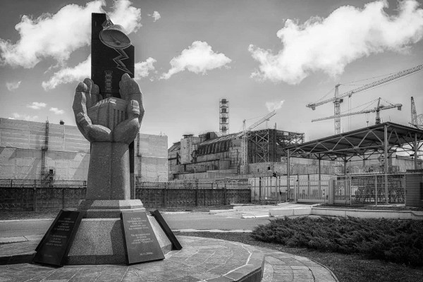 Chernobyl Nuclear Power Plant Reactor No 4 Featured Image