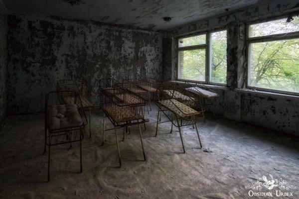 Chernobyl Pripyat Hospital Maternity Ward