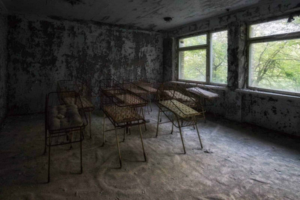 Chernobyl Pripyat Hospital No 126 Featured Image
