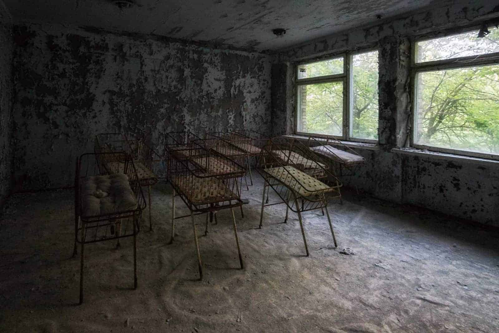 Chernobyl Pripyat Hospital No 126 Featured Image