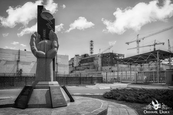Chernobyl Nuclear Power Plant Nuclear Reactor Memorial