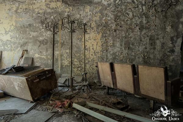 Chernobyl Pripyat Seats
