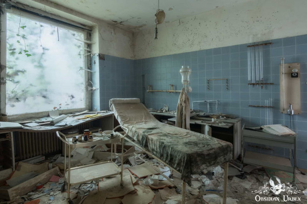 Dr Annas Haus Surgery Room Operating Theatre