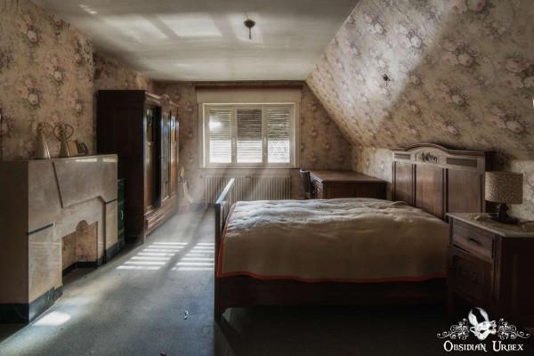 Manoir du General P Bedroom A