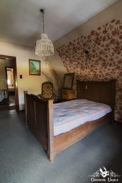 Manoir du General P Bedroom B