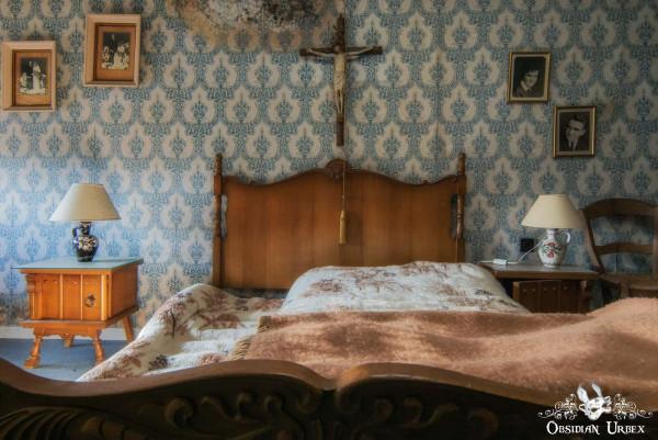 Manoir du General P Bedroom C