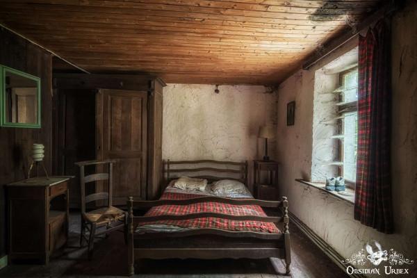 Maison Popeye Bedroom