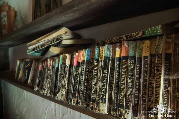 Maison Popeye Upstairs Bookshelf