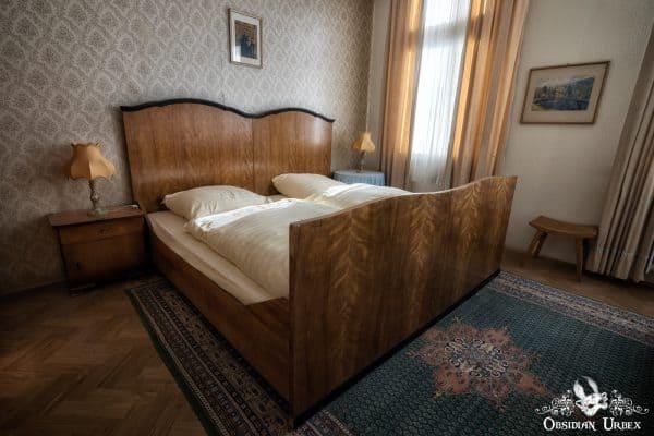 Hunters Hotel Jagerhotel Germany Bedroom