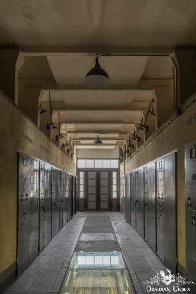 Kraftwerk P Germany Hallway