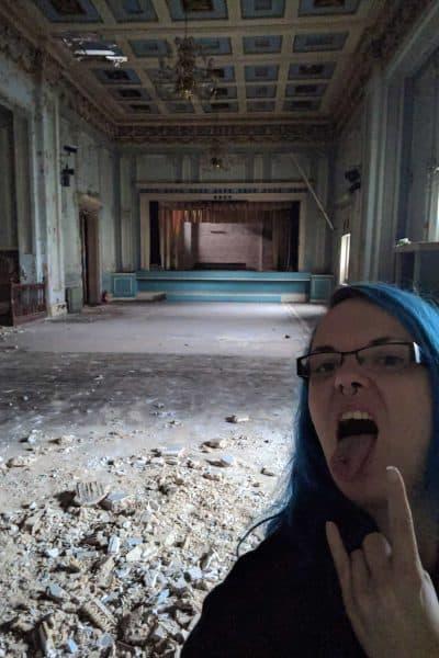 The Irish Centre England Selfie