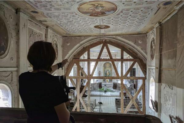 Chapel des Morts Preview
