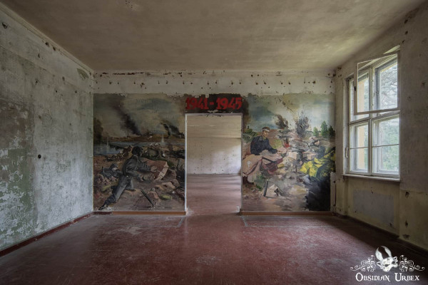 Das Olympisches Germany Obsidian Urbex Photography