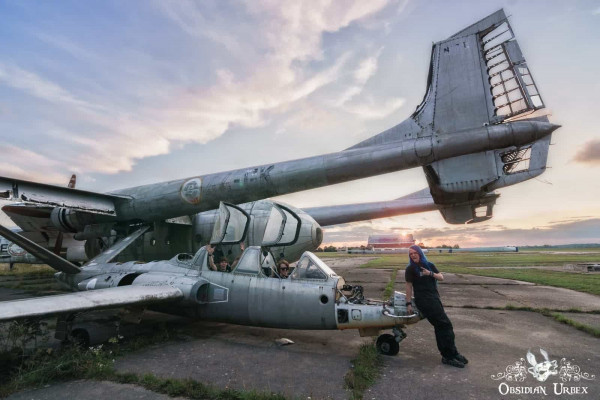 War Planes Janine Pendleton Jack Alford Jack Massey Sunset
