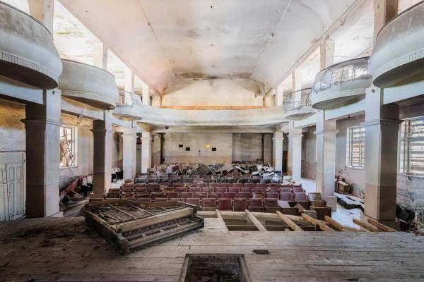 Soviet Theatre Bulgaria Featured Image