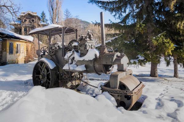 Steampunk Steamroller Bulgaria Featured Image