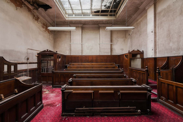 The Crown Courts England Featured Image