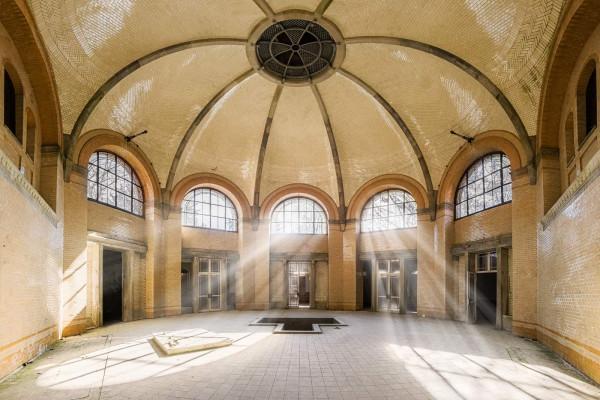 Beelitz Heilstätten Germany Featured Image