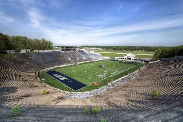 American Football Stadium A USA Featured Image