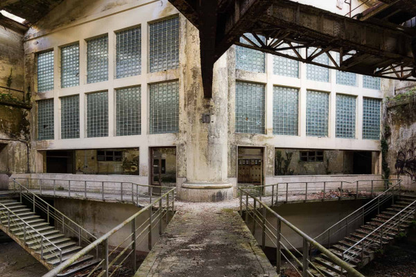 Central Idrolettrica Powerplant V Italy Featured Image