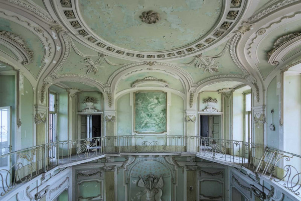 Villa Mint Palazzo Mint Italy Featured Image