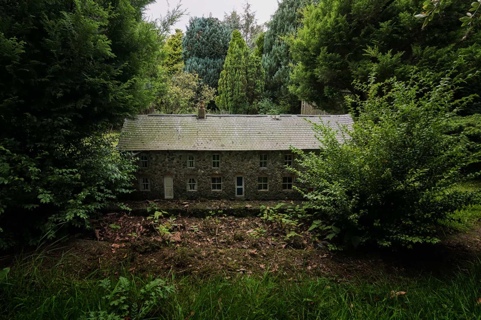 Forgotten Model Village, Wales - Obsidian Urbex Photography | Urban Exploration