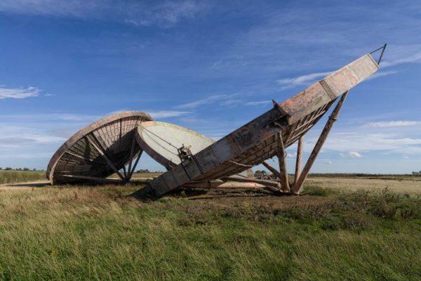 RAF Stenigot Radar Dishes England Featured Image