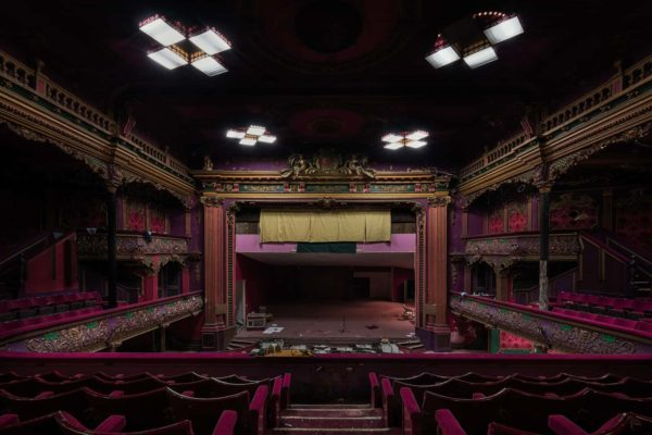 Rococo Edwardian Theatre England Featured Image