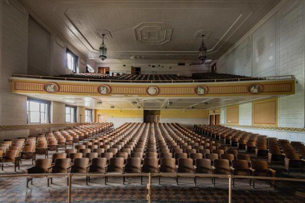 Trade School Auditorium USA Featured Image