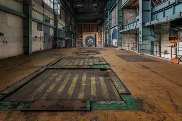 Supersonic Wind Tunnel England Featured Image