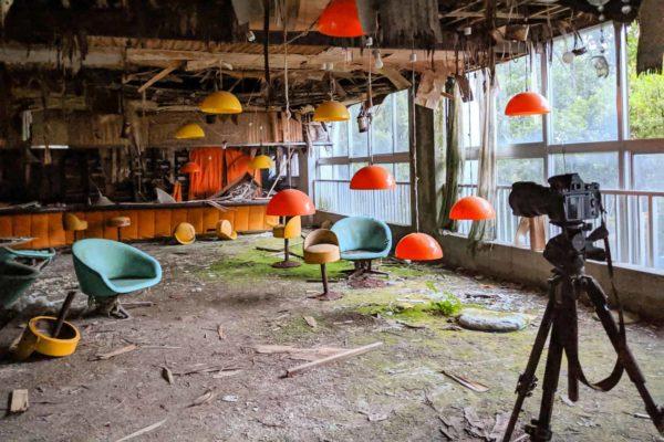 Japan Haikyo Tour 2019 Part 1 Abandoned Hotel Bar