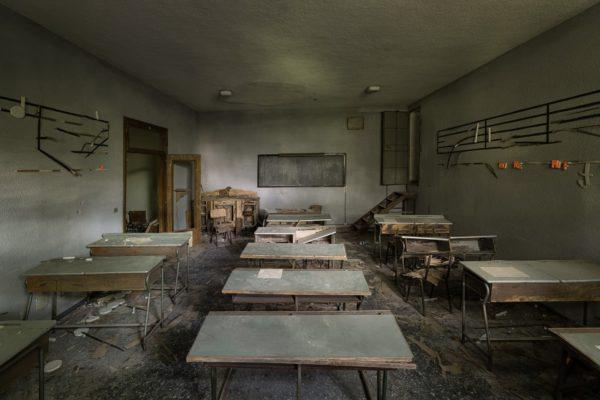 Dark Music School Collegio S Italy Featured Image