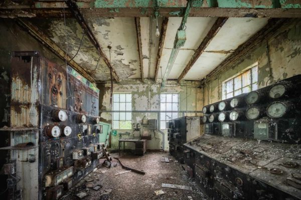 Agecroft A Primary Substation England Featured Image