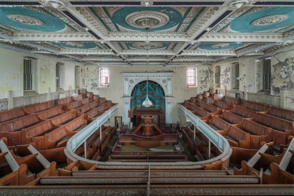 Turquoise Organ Chapel Wales Featured Image